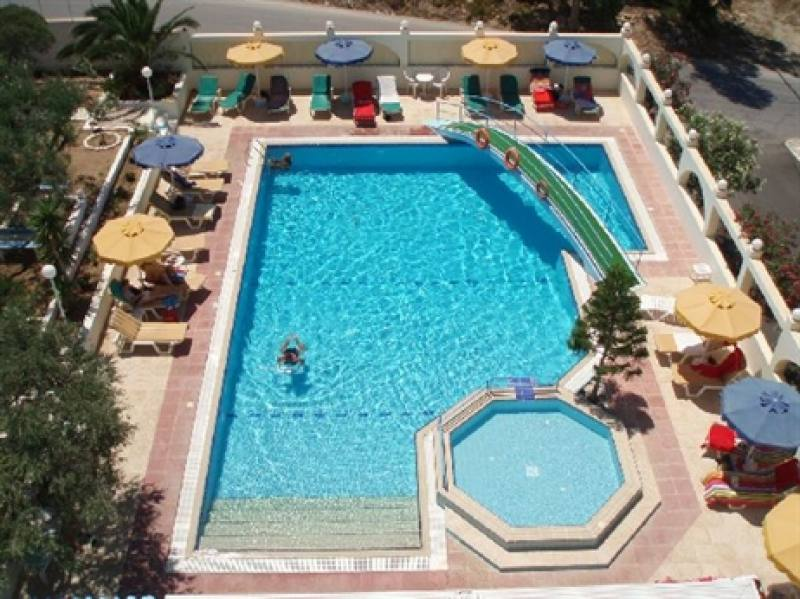 Hotel Olympic - Pigadia - Karpathos
